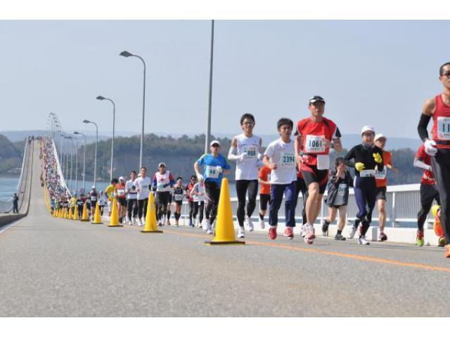 能登和倉万葉の里マラソン2017 牡蠣フェスティバル