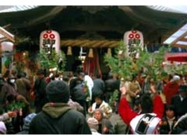 椙本神社 春大祭