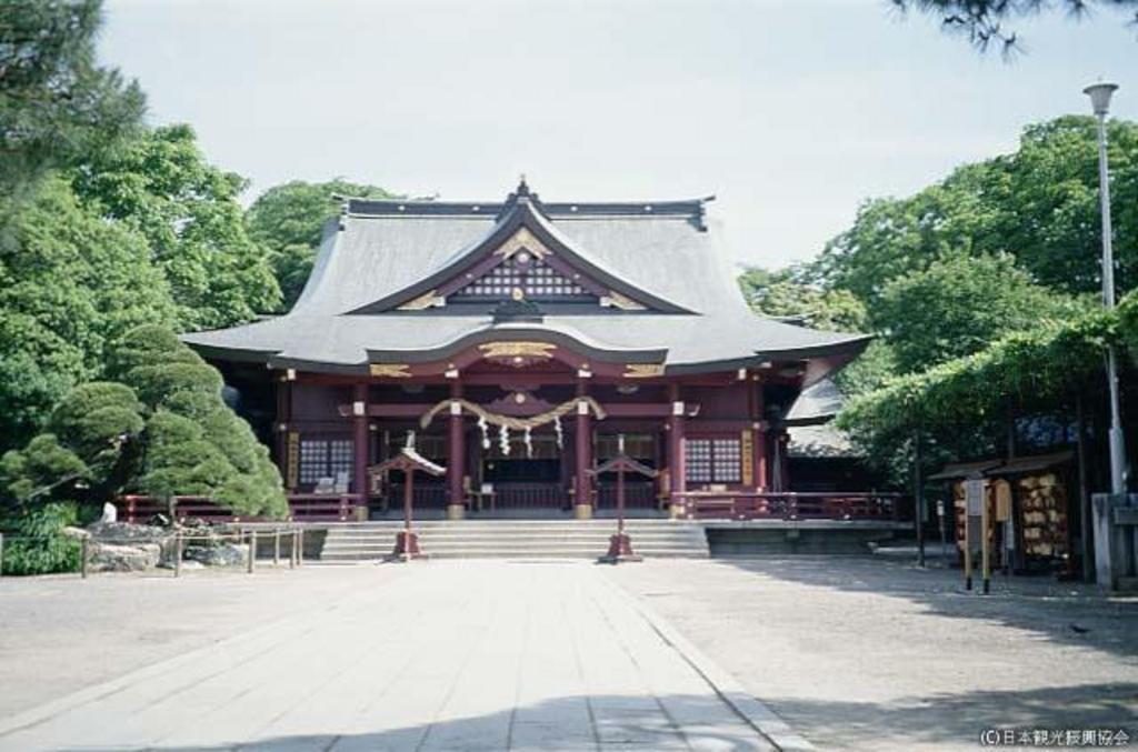 笠間 稲荷 神社
