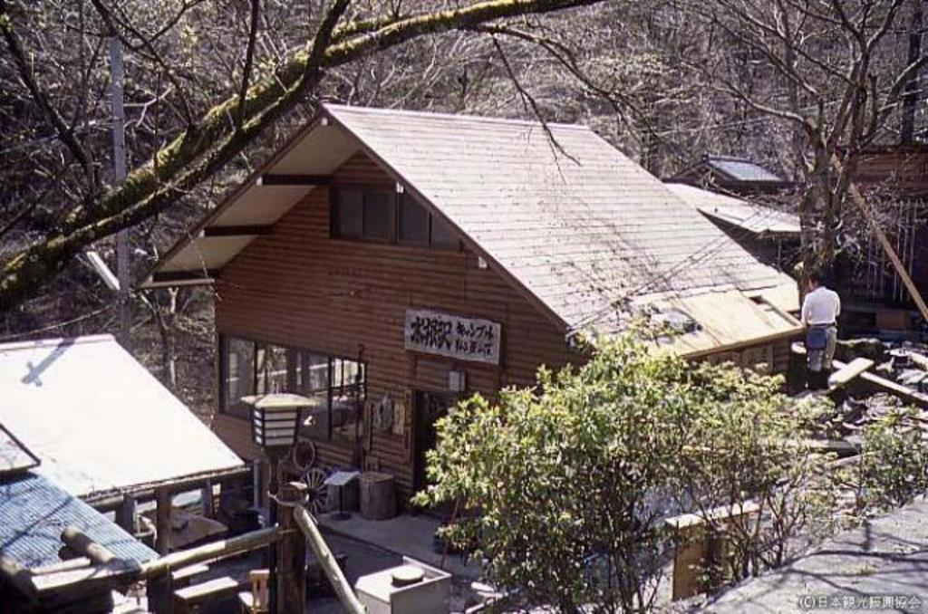 水根沢キャンプ場