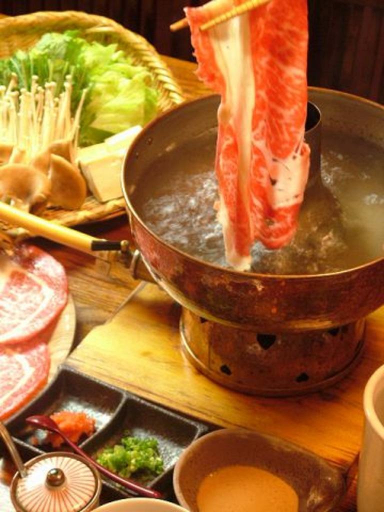 野菜 高萩 和食 しゃぶしゃぶ 温