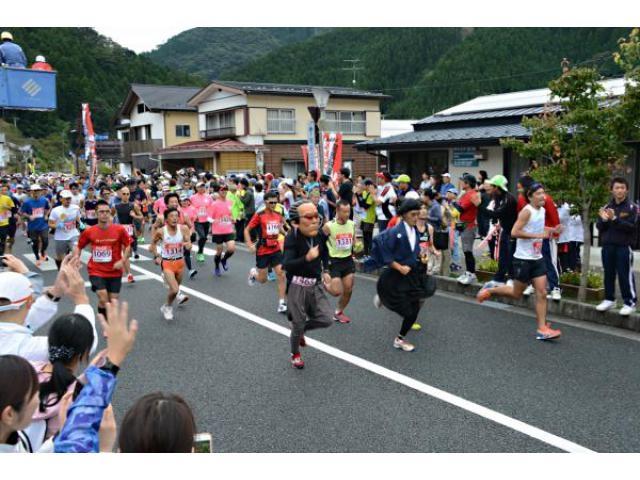 第6回龍馬脱藩マラソン大会