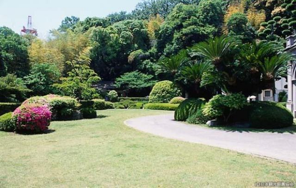萬翠荘庭園