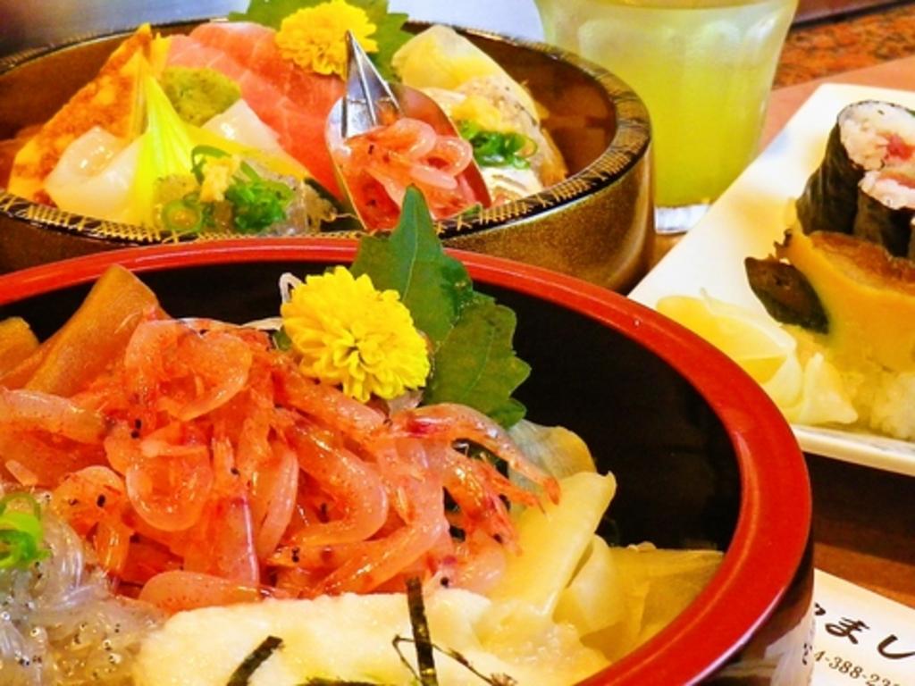 和食 堅 富士宮 やきそば 堀