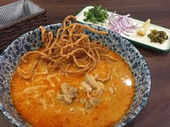 Curry&Noodle Thai Ginger タイジンジャーの写真1