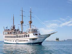 九十九島遊覧船「パールクィーン」