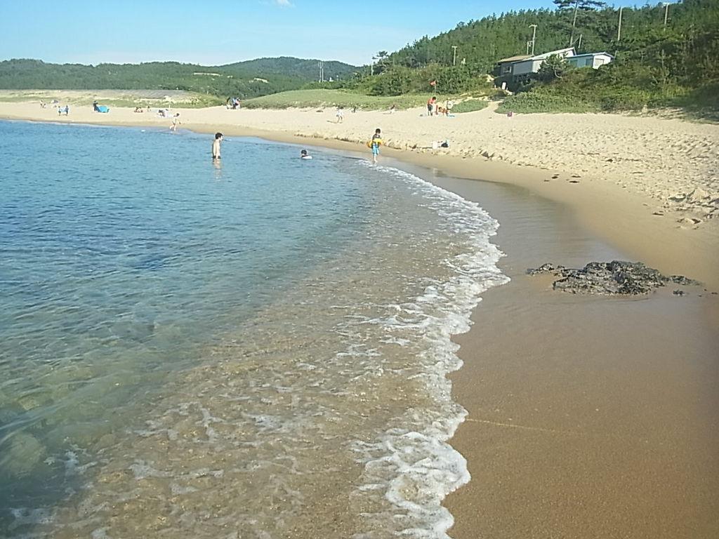 琴引浜遊海水浴場