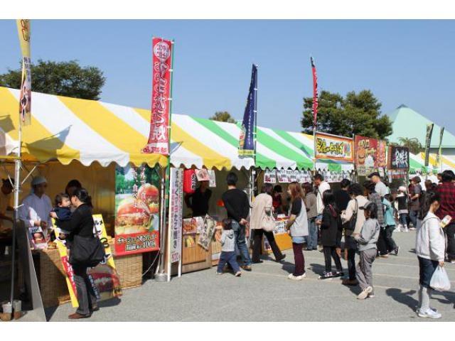 秋田のおいしい屋台村