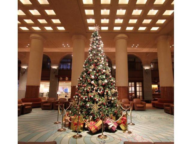 京都ホテルオークラ クリスマスイルミネーション