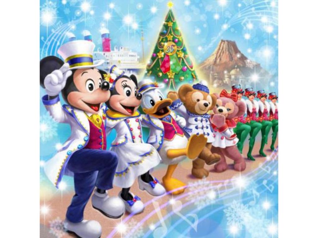 東京ディズニーシー(r)「ディズニー・クリスマス」】アクセス