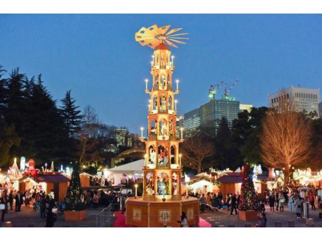 東京クリスマスマーケット2019 in 芝公園