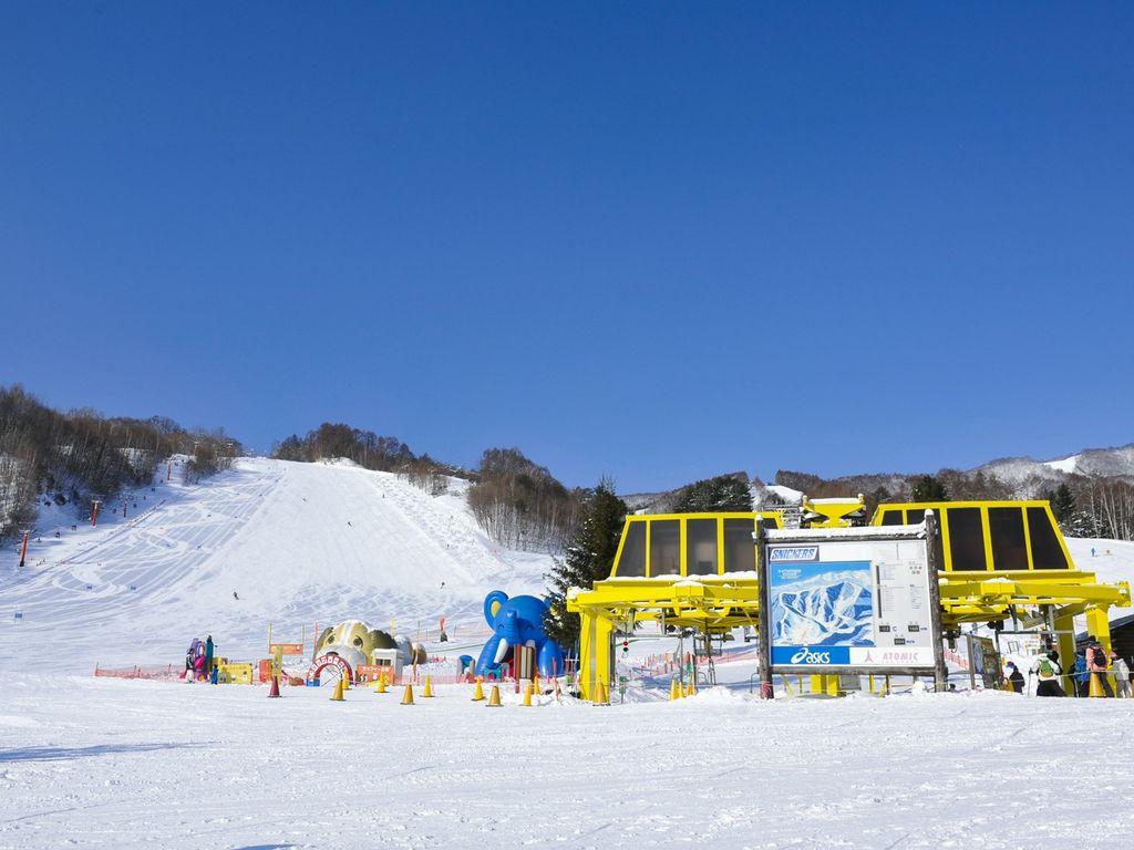 な 高原 場 かたし スキー