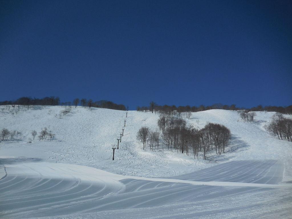 場 スキー 松代 ファミリー