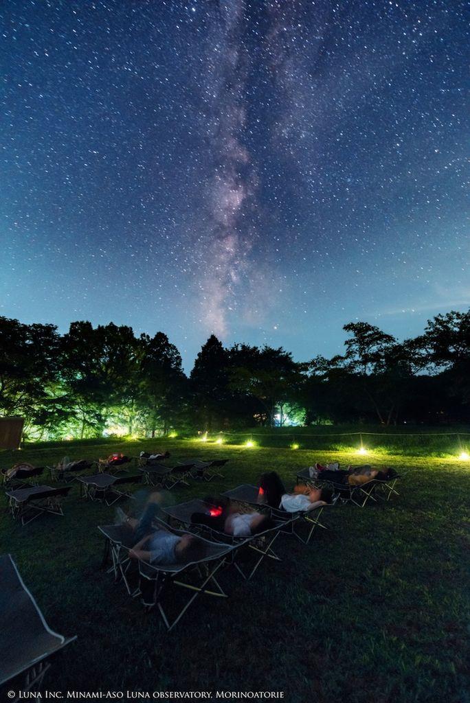 南阿蘇ルナ天文台・オーベルジュ「森のアトリエ」