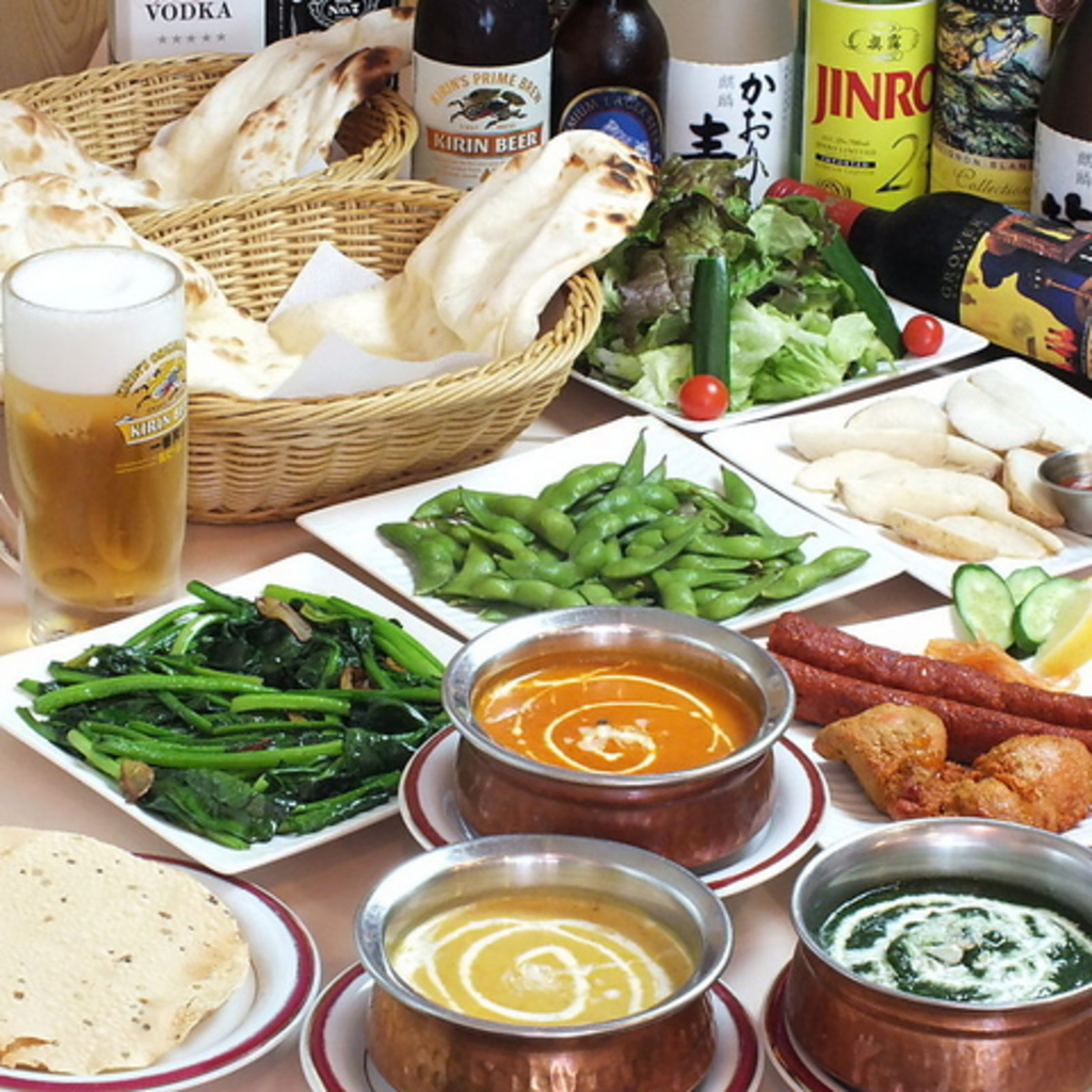 新横浜駅周辺のインド料理ランキングtop10 - じゃらんnet