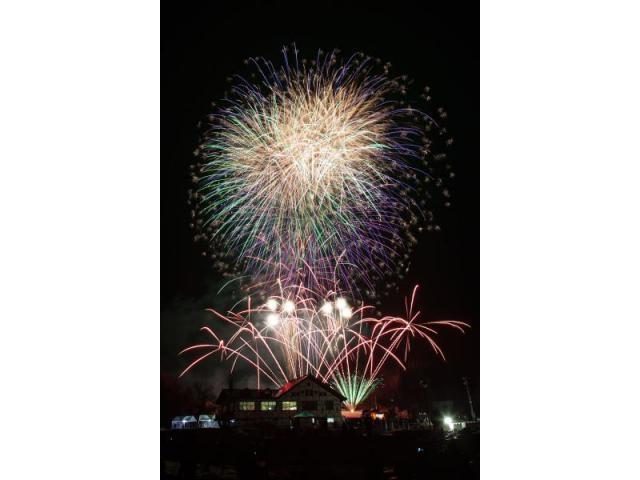 大曲の花火~冬の章~新作花火コレクション2017