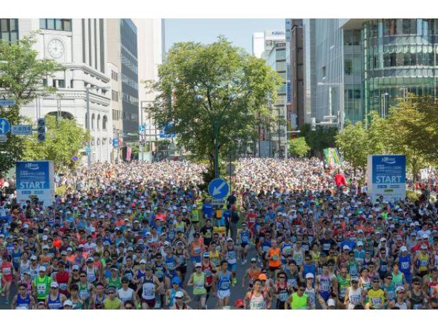 北海道マラソン2017