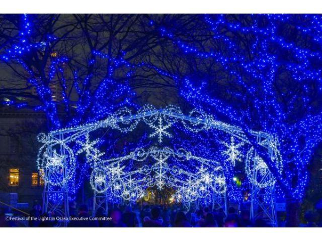 大阪・光の饗宴2018 OSAKA光のルネサンス2018