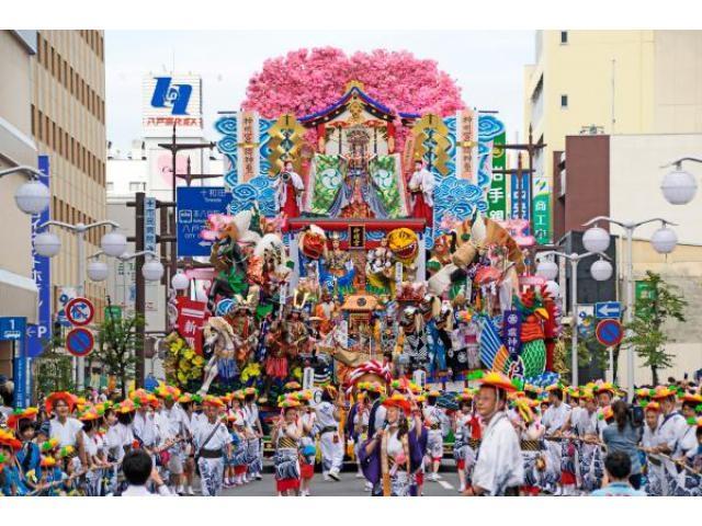 八戸 三 社 大祭 2019 ゲスト