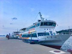 松島島巡り観光船 大型遊覧船「仁王丸」