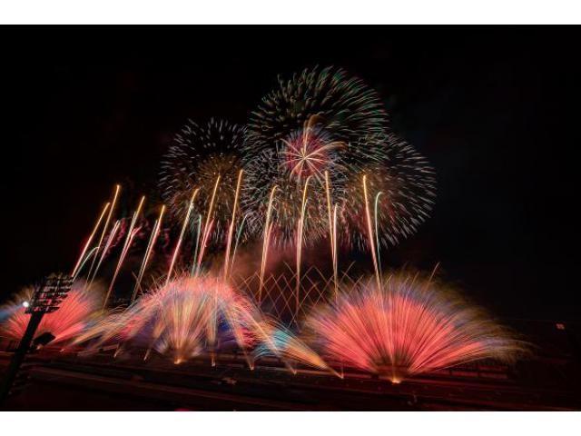 音と光のシンフォニー ツインリンクもてぎ花火の祭典
