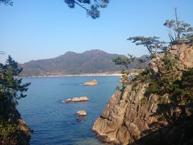 鳥取東浜海水浴場