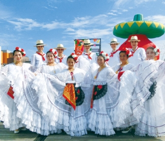 第17回 Fiesta Mexicana 2016 in お台場Tokyo