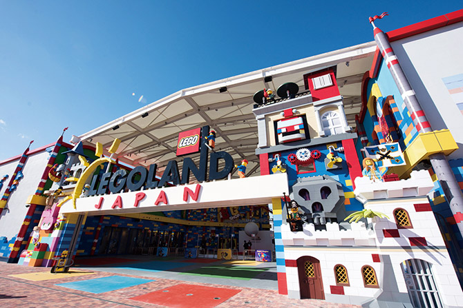 ©2017 The LEGO Group. LEGOLAND is a part of Merlin Entertainments plc.