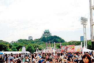 テレビ大阪 YATAIフェス!2017 supported by The PREMIUM MALT'S
