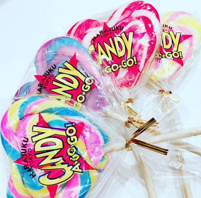 CANDY A☆GO☆GO 原宿竹下通り店