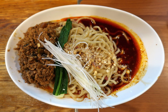 Dandan spicy noodles