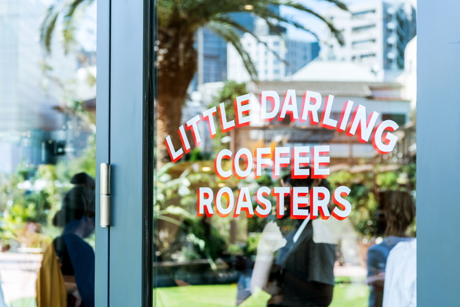 Little Darling Coffee Roaster