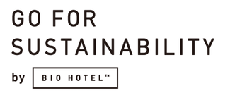 GO FOR SUSTAINABILITY byBIO HOTEL
