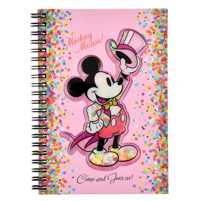 Let's Celebrate with Mickey Mouse!