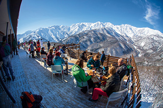 HAKUBA MOUNTAIN HARBOR