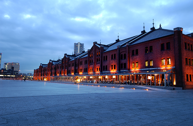 (画像提供:(C)2020 YOKOHAMA RED BRICK WAREHOUSE)