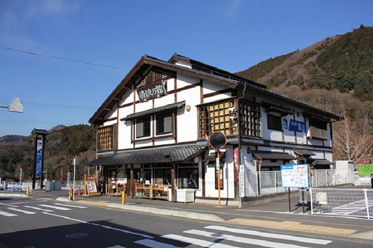 神奈川】道の駅・サービスエリア...