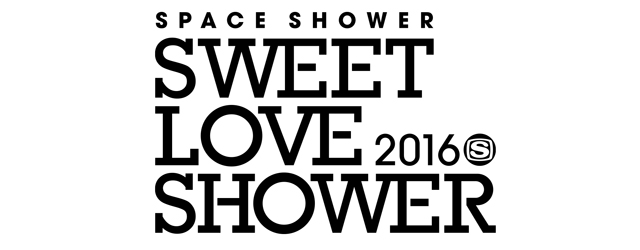 SPACE SHOWER SWEET LOVE SHOWER 2016