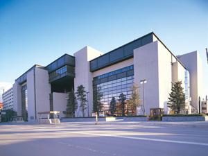郡山市民文化センター