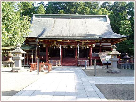 塩竈(塩釜)神社/パワースポット...