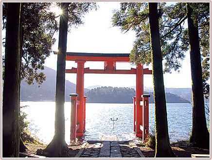 箱根神社(九頭龍神社新宮)